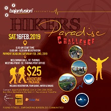 Hikers Paradise CHALLENGE 2019 - Day 1