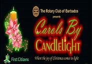 Carols By Candlelight - No Glass Bottles Allowed