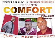 Comfort Series – Mr Blood