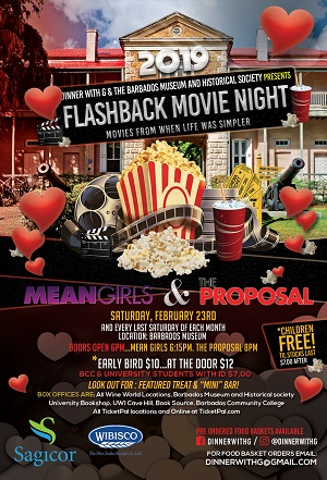Flashback Movie - Ladies' Double (Feature): Mean Girls 2004 & The Proposal 2009