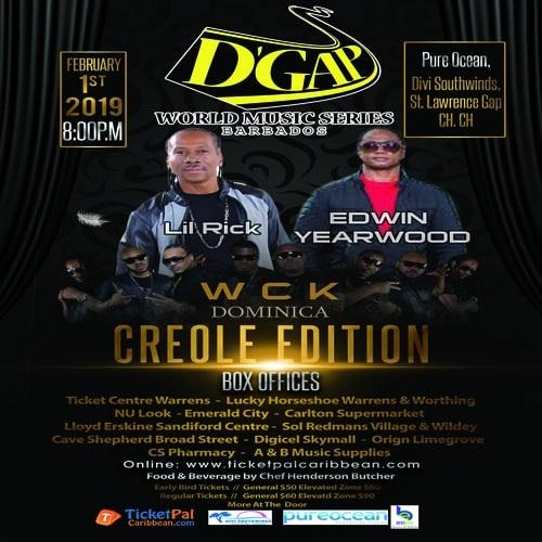 D'Gap World Music Series