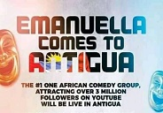 Emanuella Comes to Antigua - First in Line