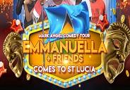 Emanuella & Friends Comes to St. Lucia
