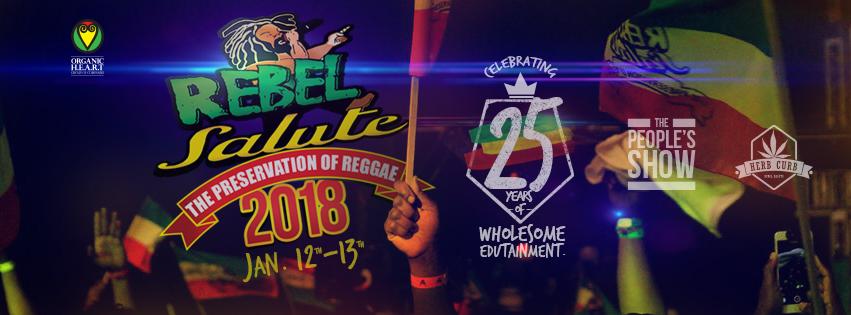 REBEL SALUTE 2018 DAY 2