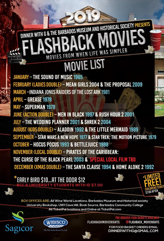 Flashback Movie - Kid's Double (Feature): Aladdin 1992 & The Little Mermaid 1989
