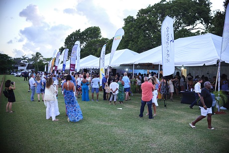 Barbados Food and Rum 2018 - Taste of the Spirits of Polo