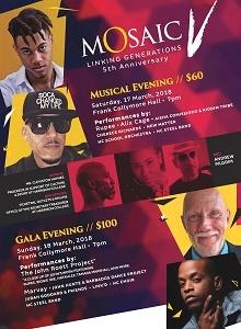 Mosaic V: Linking Generations (Gala)