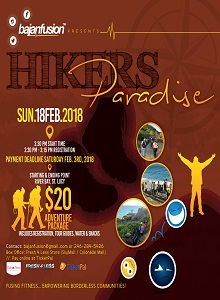Hikers Paradise 2018