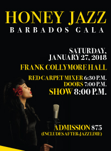 Honey Jazz Fundraising Gala 2018