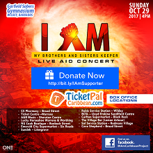 I Am - Live Aid Benefit Fund