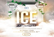 ICE All White Sunrise Breakfast Inclusive Party