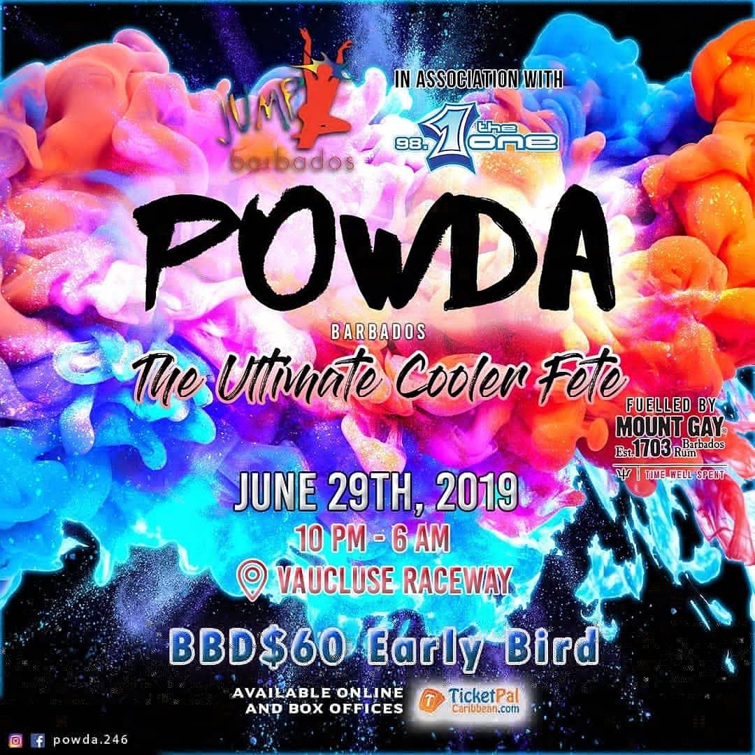 Powda 2019 (No Glass Allowed)