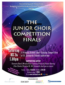 The Junior Choir Competition Finals