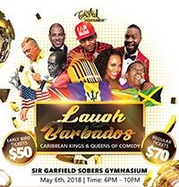 Laugh Barbados -Majah Hype