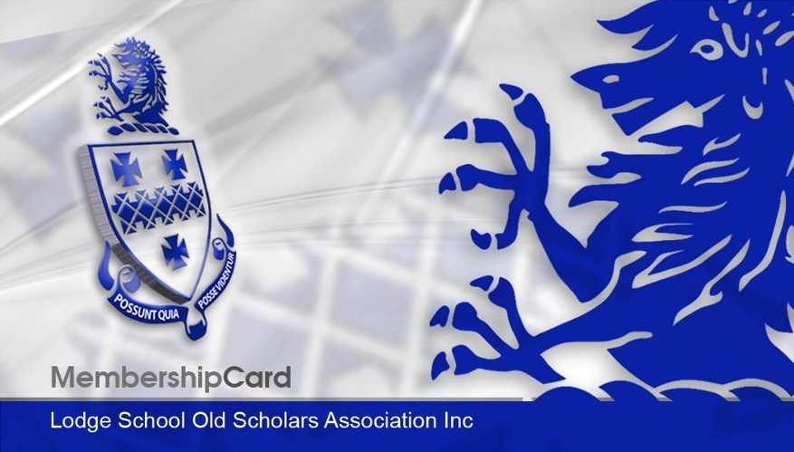 Lodge School Old Scholar's Assoc. Registration 2017