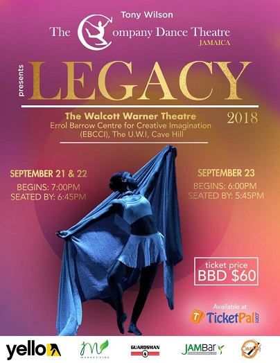 LEGACY 2018 - Day1