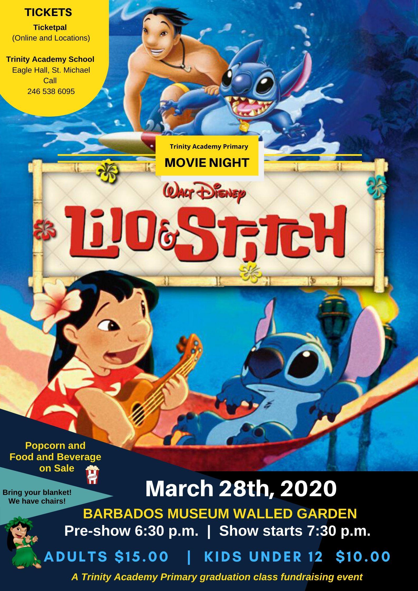 Movie Night - Lilo & Stitch