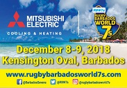 Mitsubishi Electric Rugby Barbados World 7s - 3Ws Stand -General Admission - Day 1