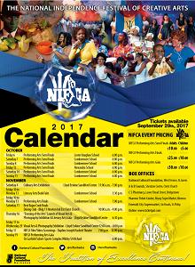 NIFCA 2017 - Performing Arts Semi Finals Day 5