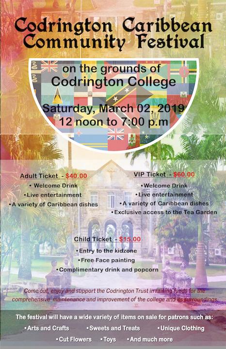 Codrington Caribbean Community Festival