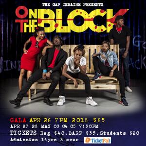 Gap Theatre - On the Block - Gala