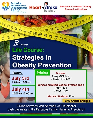 Life Course: Strategies in Obesity Prevention - DAY 2
