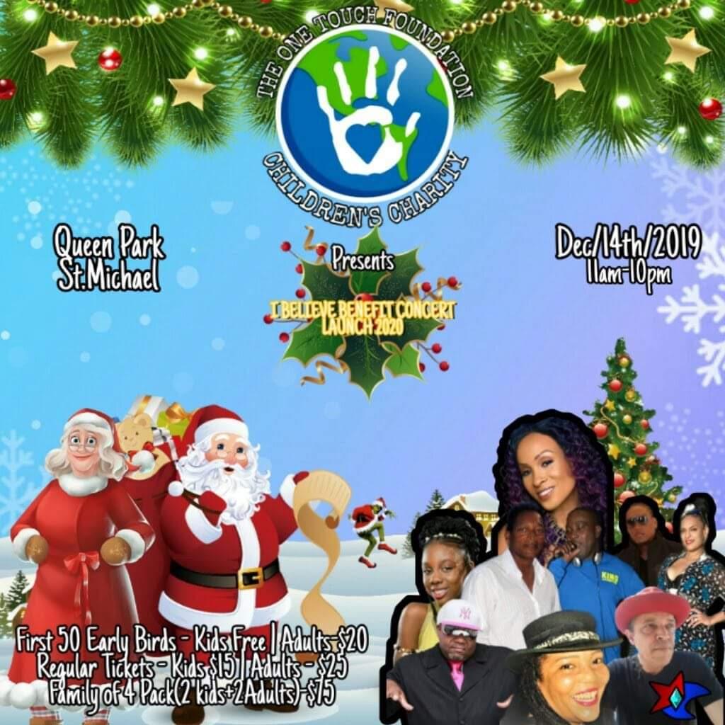 I believe Benefit Concert Launch 2020