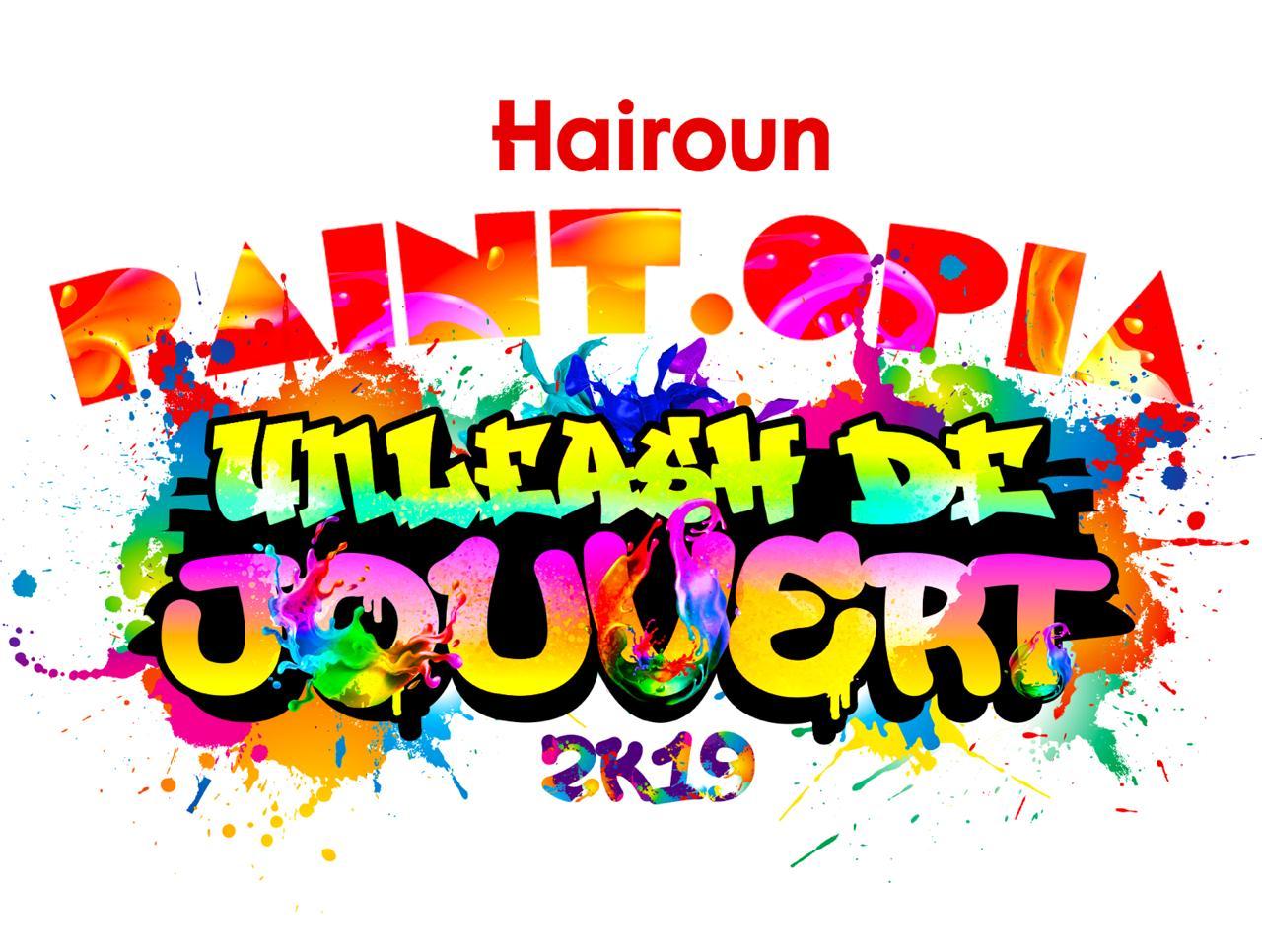 Hairoun Paintopia - Unleash De Jouvert 2k19