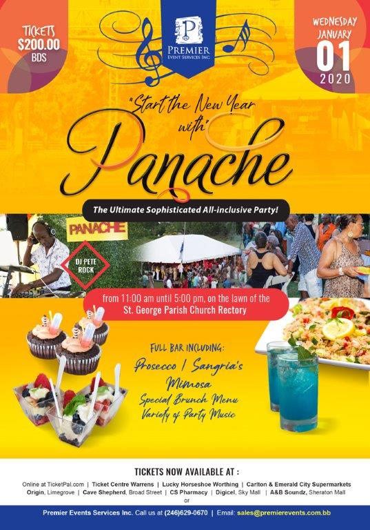 Panache - New Year's Edition