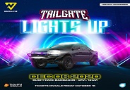 Tailgate - Lights Up - RISE