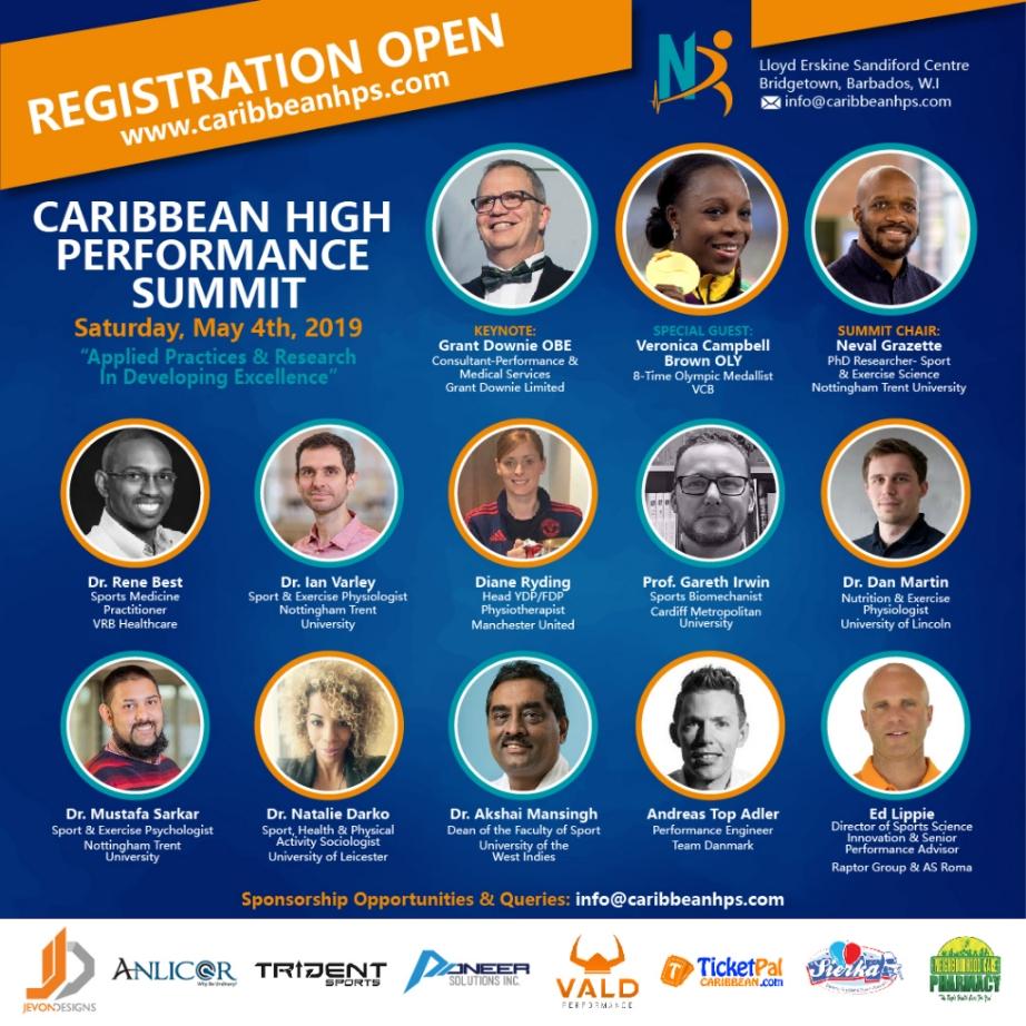 Caribbean High Performance Summit