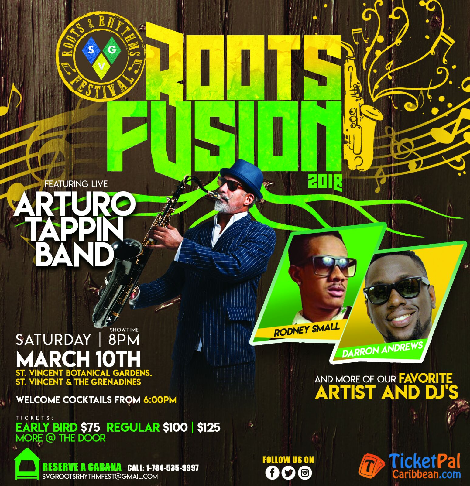 Roots & Rhythms Festival 2018 – Roots Fusion