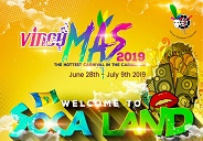 Vincy Mas 2019 - Soca Monarch