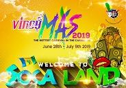 Vincy Mas 2019 - Soca Monarch Semis