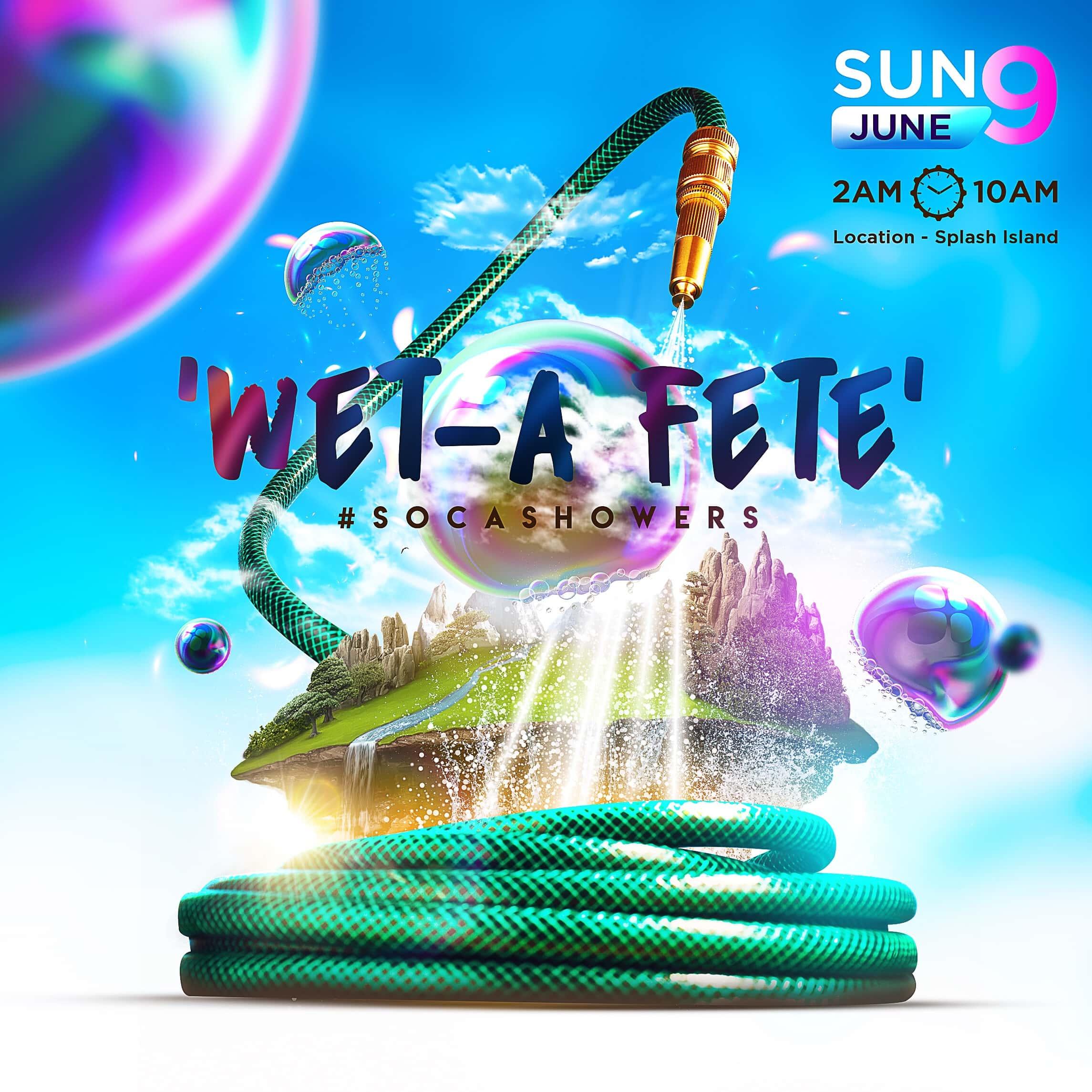 WeT-A Fete
