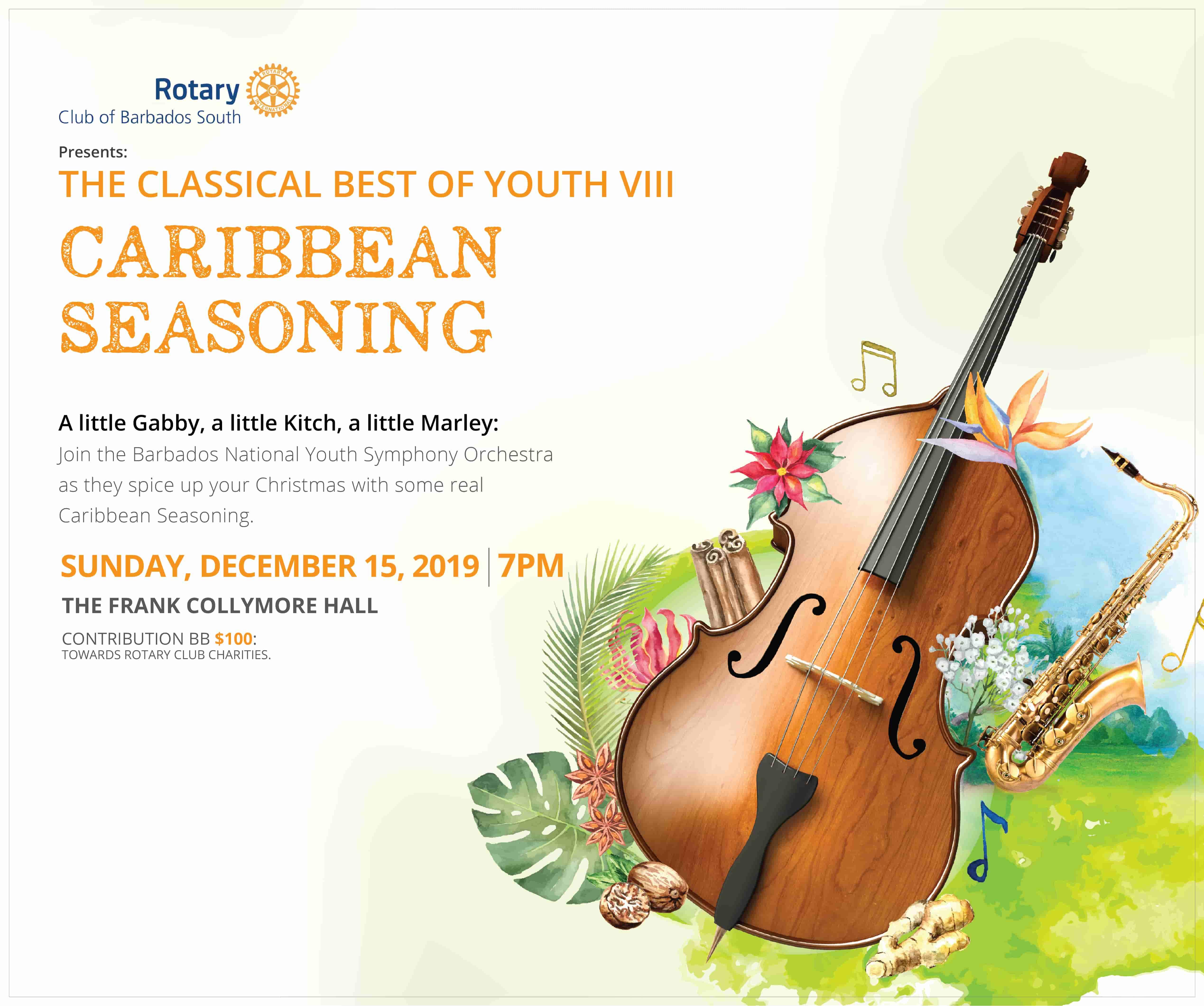 CLASSICAL BEST OF YOUTH VIII - Caribbean Seasoning