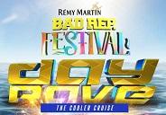 Bad Rep Festival - Day Rave Cooler Cruise - MV Dream Chaser