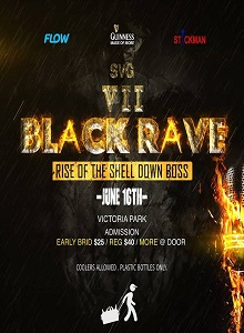 Black Rave: Rise of the Shell Down Boss