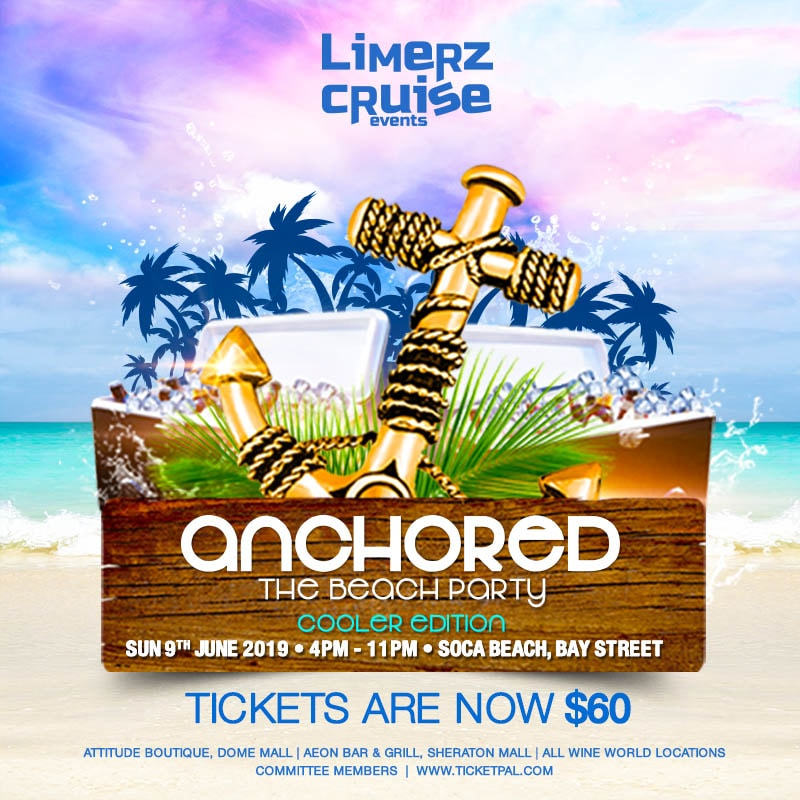 Anchored: The Beach Party