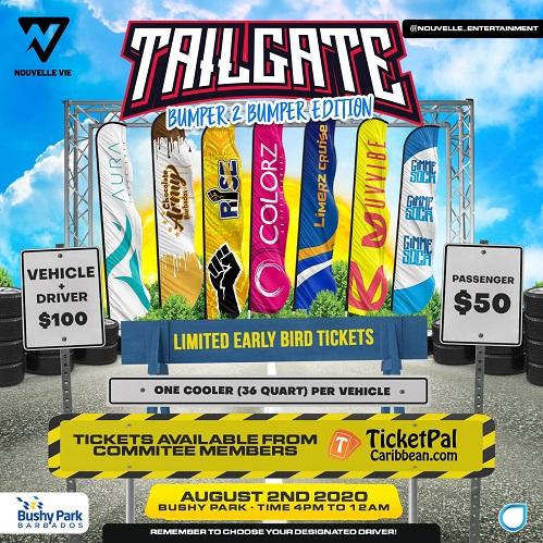 TAILGATE - Bumper 2 Bumper - Rise Zone