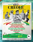 Dominica World Creole Music Festival 2018-Season Pass First in Line