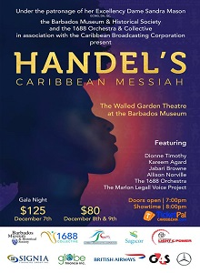 Handel's Caribbean Messiah - Day 3