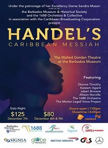 Handel's Caribbean Messiah - Day 2