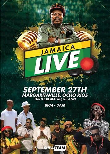 JAMAICA LIVE OCHI