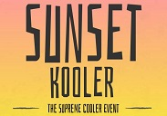 So Dope Sunset Kooler