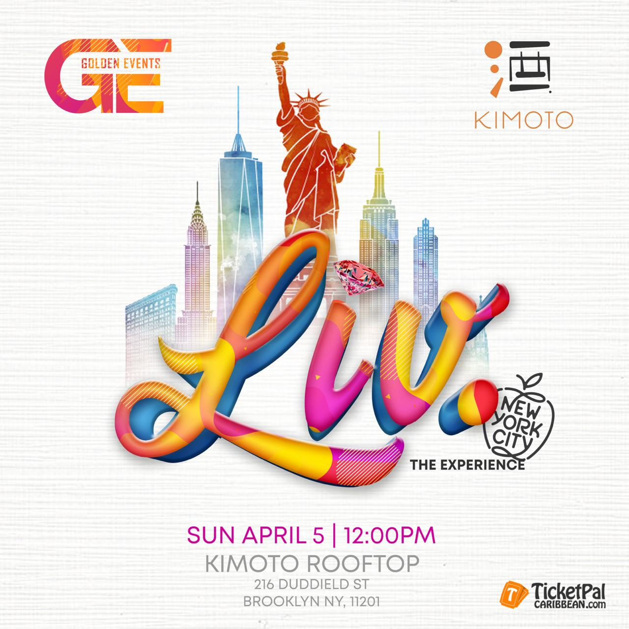 Liv - The Experience - NYC