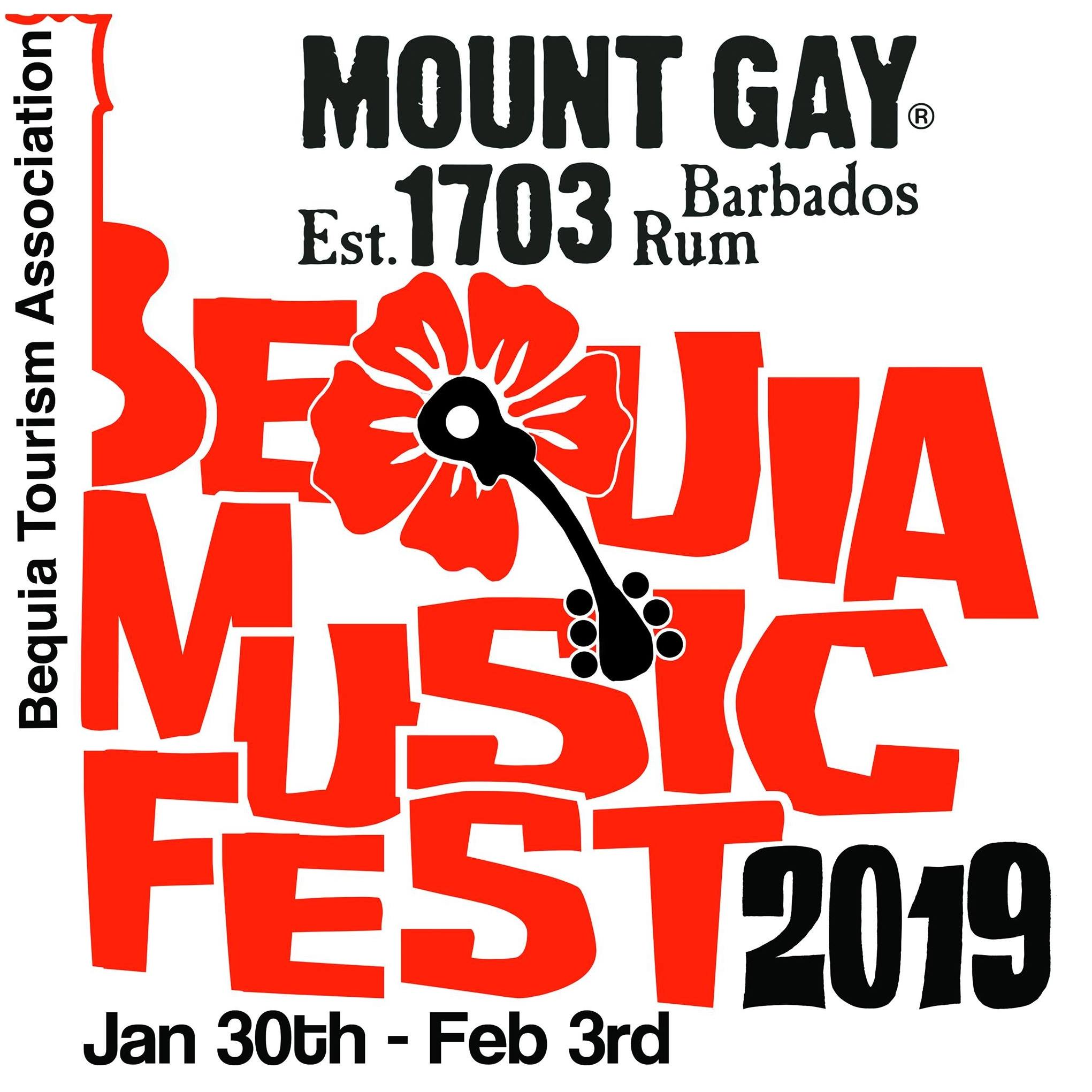 Bequia Music Fest - Live Afternoon Jam under the palms