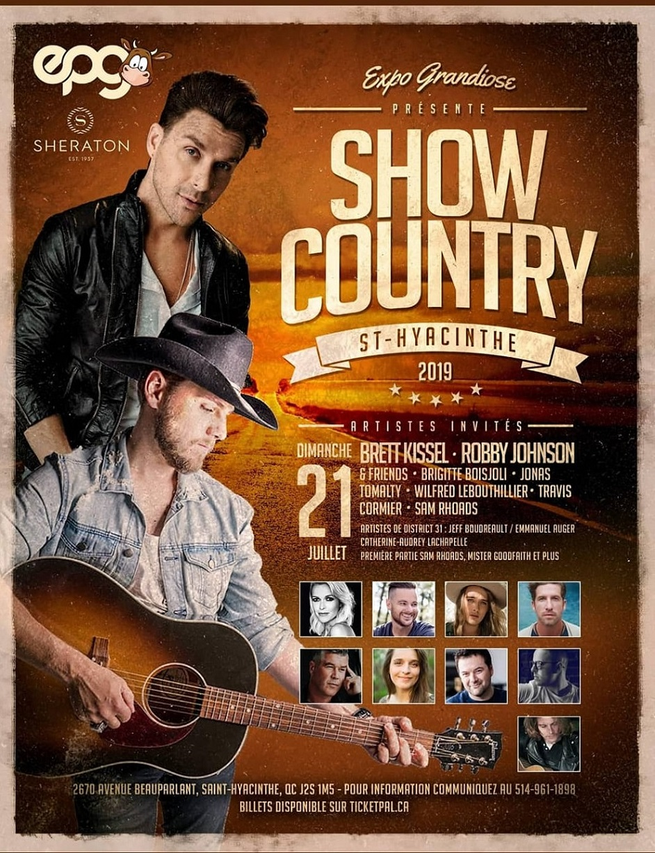 SHOW COUNTRY ST-HYACINTHE