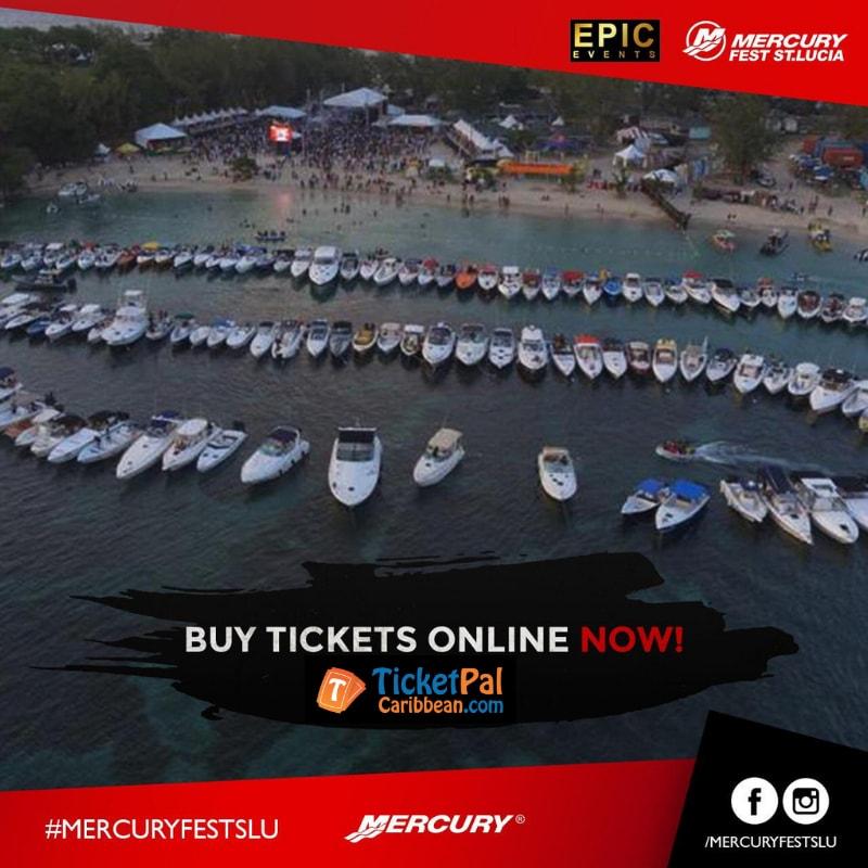 Mercury Fest St. Lucia