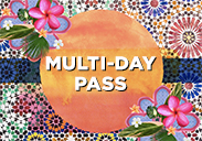 Vujaday Music Festival 2019 - MULTI PASSES